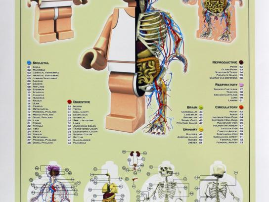 Brainobrain Print Ad -  Lego