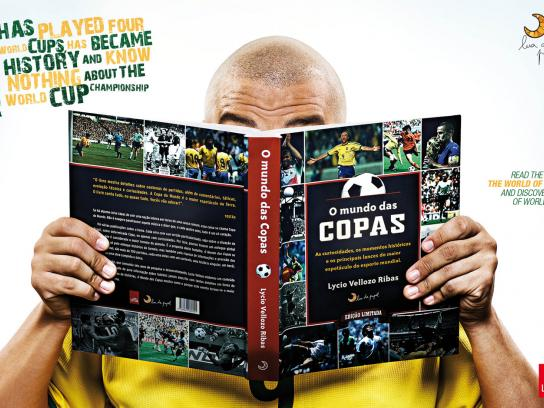 Lua de Papel Print Ad -  Brazil