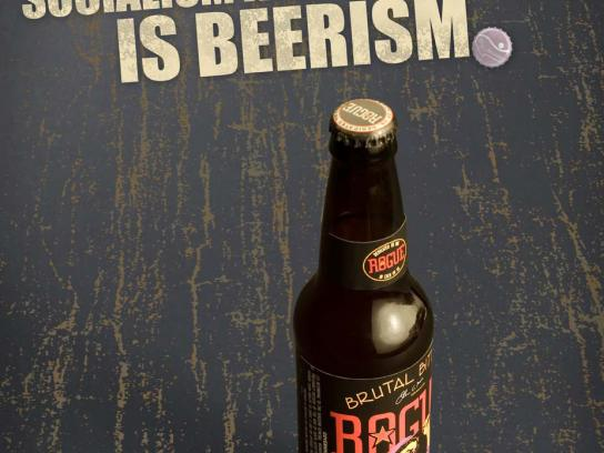 Brew Corner Print Ad -  Beerism