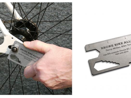 Broke Bike Alley Direct Ad -  Bike tool
