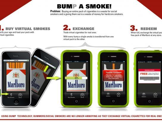 Marlboro Digital Ad -  Bump A Smoke
