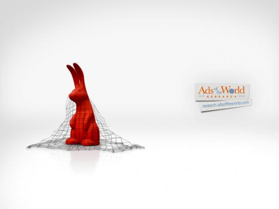 Ads of the World Print Ad -  Bunny