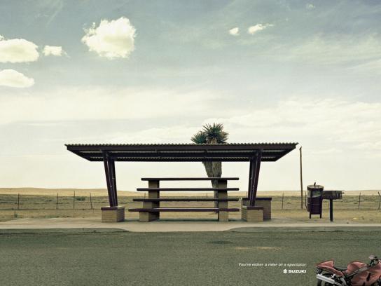 Bus Stop California