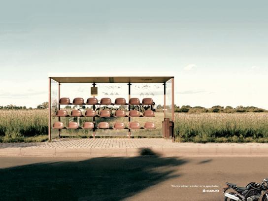 Bus Stop Mexico