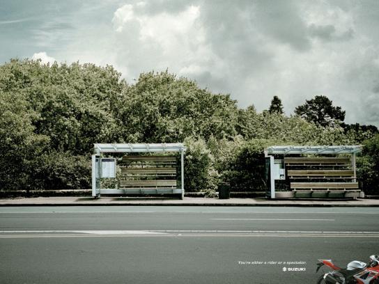 Bus Stop New Zealand