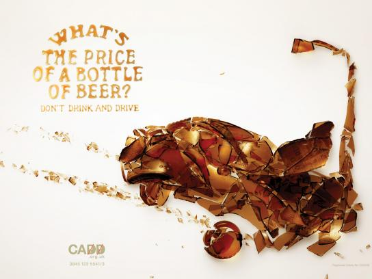 CADD Print Ad -  Red