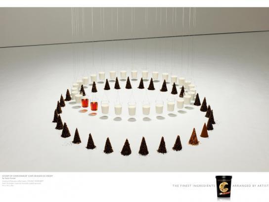 Nestle Print Ad -  Cafe Grande
