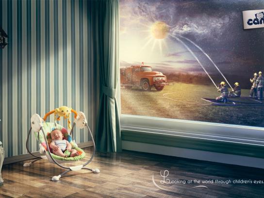 Cam Print Ad -  Nannarock