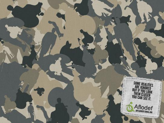 Aflodef Print Ad -  Camouflage, 3