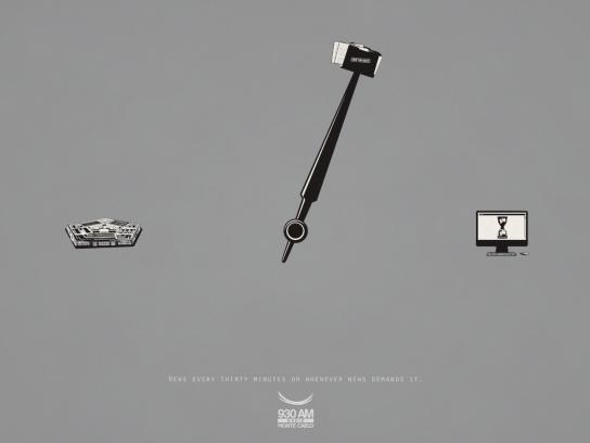 Monte Carlo Radio Print Ad -  Wikileaks