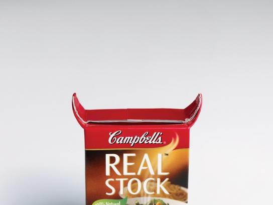 Campbell's Print Ad -  Beef