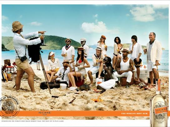 10 Cane Print Ad -  Ministry of relaxation, 3