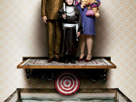 Canon Print Ad -  Cheesy Targets, Family