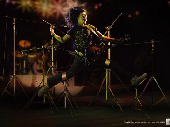 Canon Print Ad -  Concert