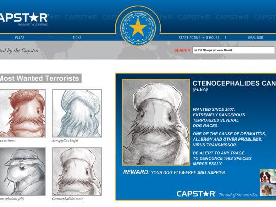 Capstar Print Ad -  FBI