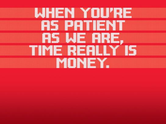 Cardinal Capital Management Print Ad -  Patient