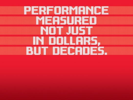 Cardinal Capital Management Print Ad -  Dollars & Decades