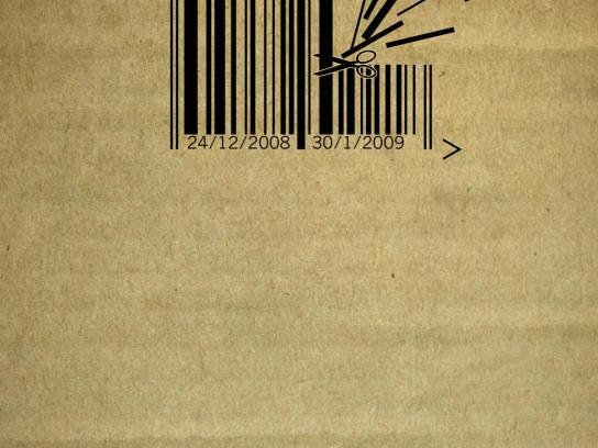 Carrefour Print Ad -  Bar code, 2