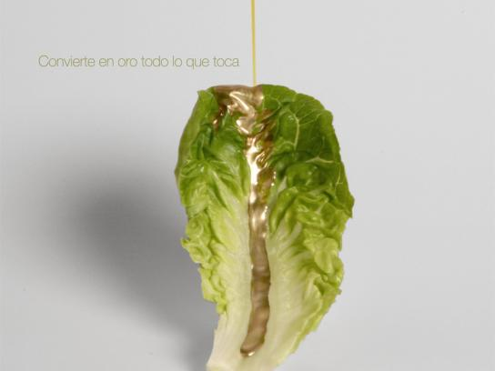 Los Carrizos Print Ad -  Lettuce