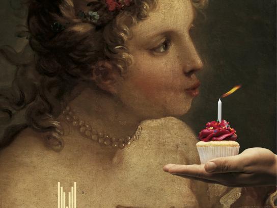 MASP Print Ad -  Birthday, 2