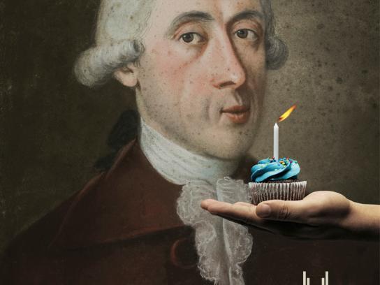 MASP Print Ad -  Birthday, 1