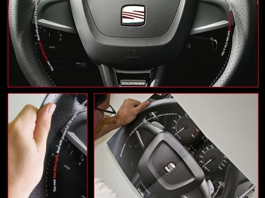 Seat Print Ad -  Wheel