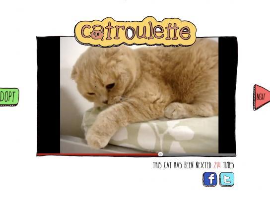 GAIA Digital Ad -  Catroulette