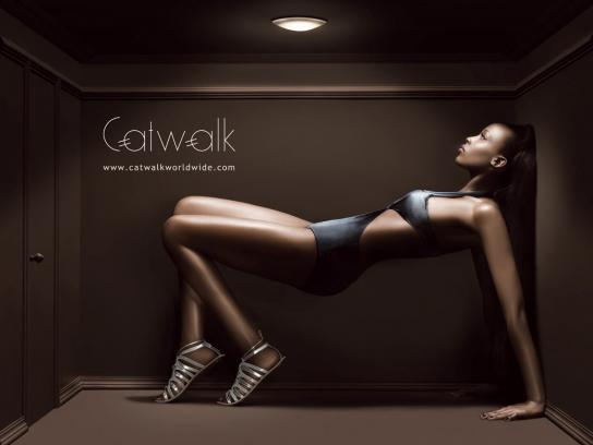 Catwalk Print Ad -  Autumn/Winter 2009, 1