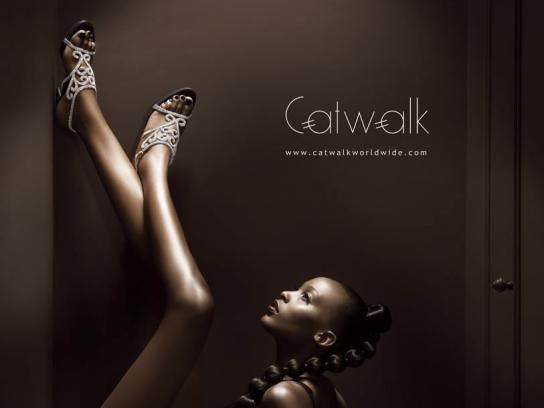 Catwalk Print Ad -  Autumn/Winter 2009, 3