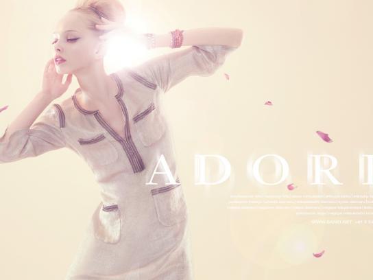 Adore Print Ad -  Spring 2009 Campaign, 3