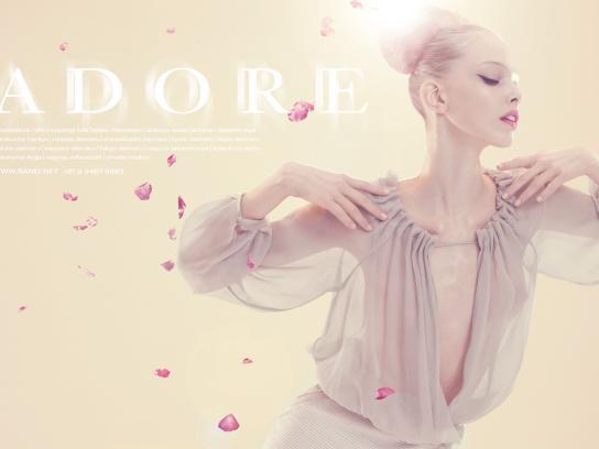 Adore Print Ad -  Spring 2009 Campaign, 5