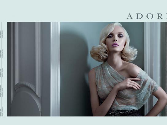 Adore Print Ad -  Spring 2010 Campaign, 1