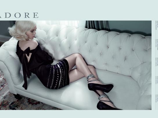 Adore Print Ad -  Spring 2010 Campaign, 2