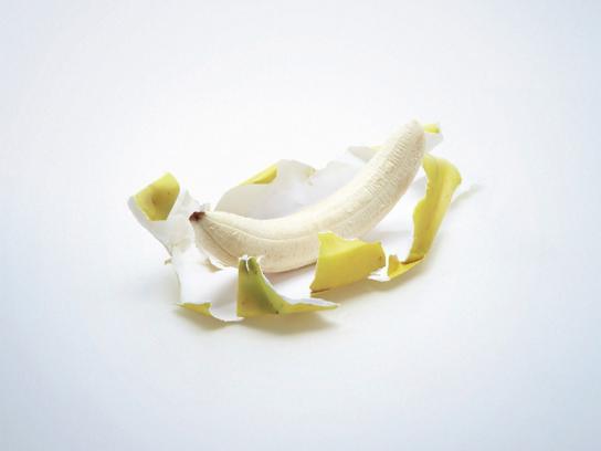 Calgary Farmers' Market Print Ad -  Banana