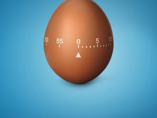 Calgary Farmers' Market Print Ad -  Egg