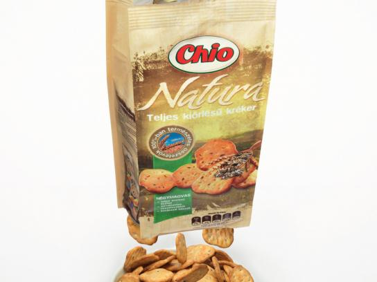 Chio Print Ad -  Crackers