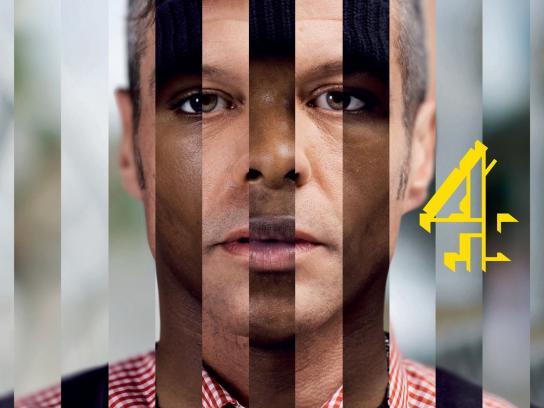 Channel 4 Print Ad -  John / Lawei