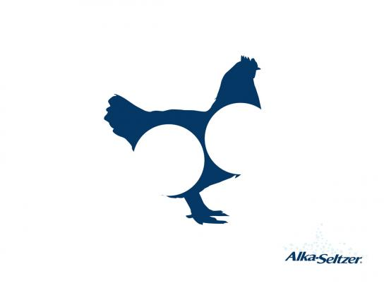 Alka Seltzer Print Ad -  Chicklhouette