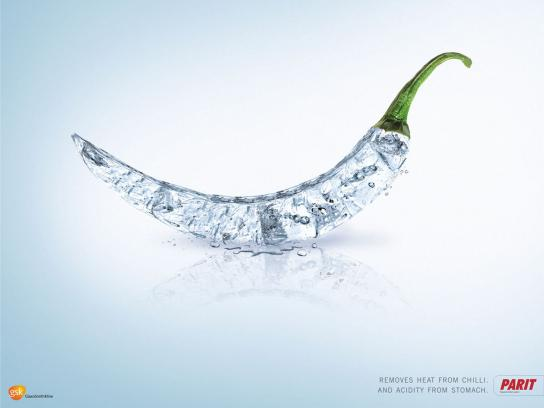 Patit Print Ad -  Chili