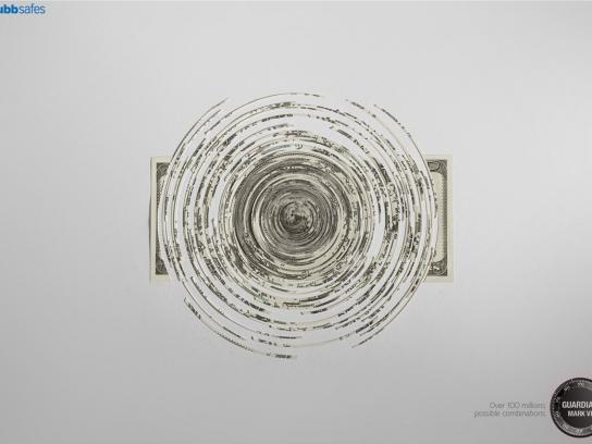 Chubb Print Ad -  Cash