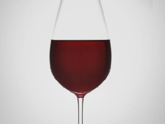 Cierto Print Ad -  Wine