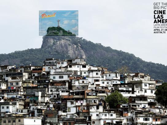 Cine las Américas Print Ad -  Brazil