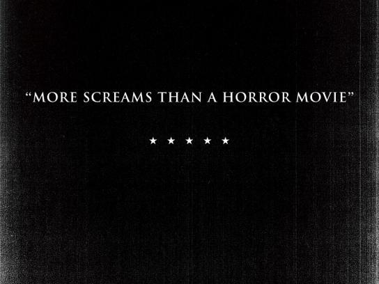 Cinéma l'Amour Print Ad -  More screams