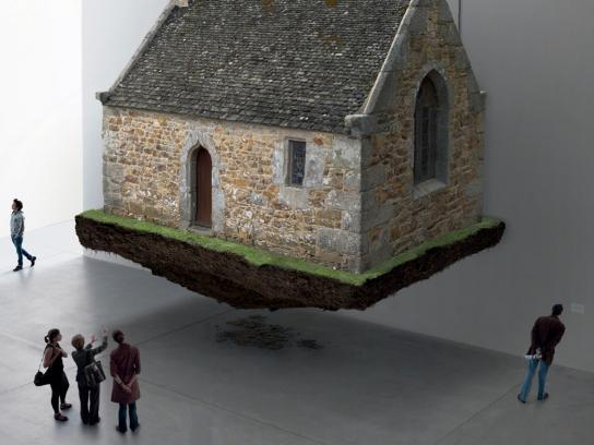 cité de l'architecture et du patrimoine Print Ad -  Church