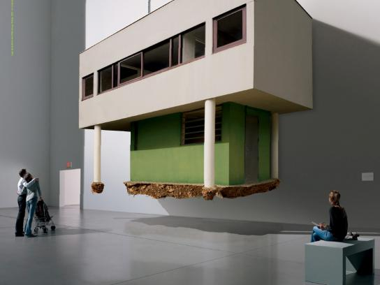 cité de l'architecture et du patrimoine Print Ad -  Le Corbusier