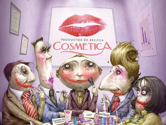 Clarin Print Ad -  Cosmetics