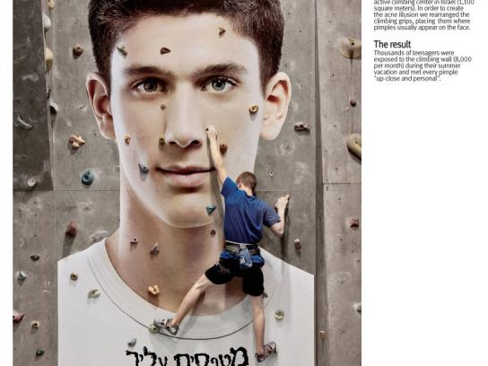 Clearex Ambient Ad -  Climb