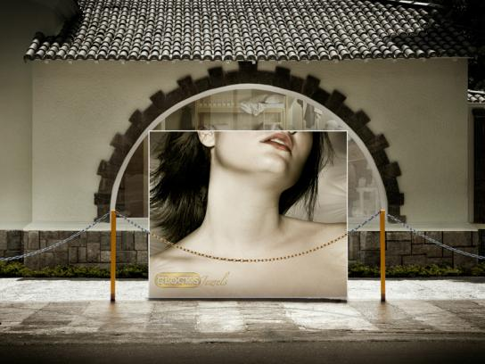 Clock's Ambient Ad -  Necklace