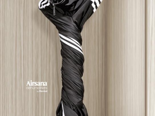Airsana Print Ad -  Closet, 1