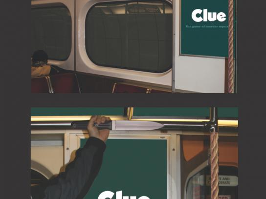 Clue Ambient Ad -  Knife